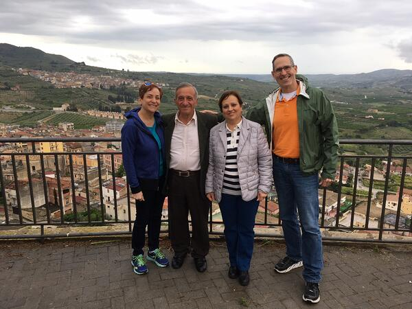 Finding Family in Sicily