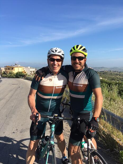 Cycling Guide Sicily
