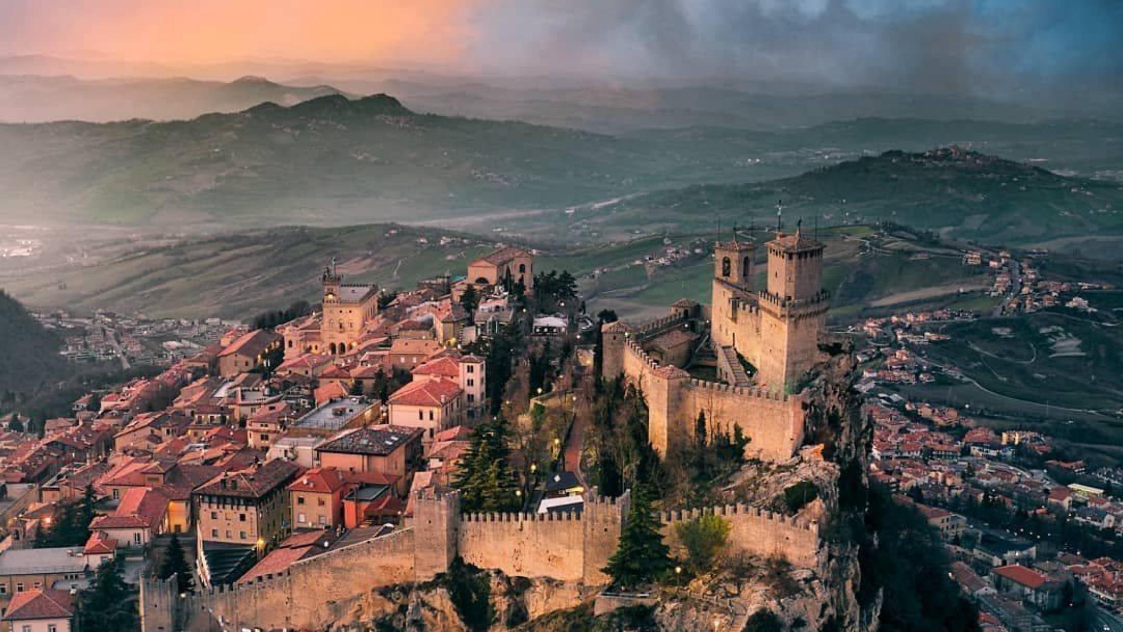 San Marino Blog