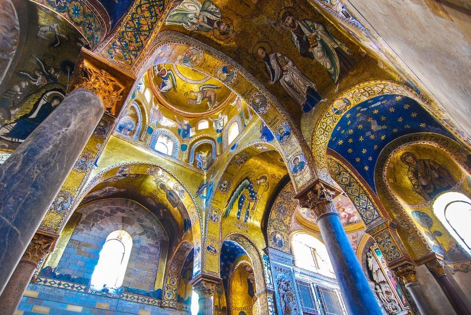 Palermo Palatine Chapel