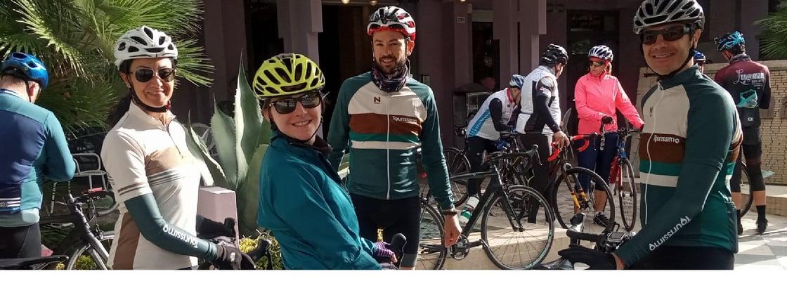 Giro d'Italia Tourissimo team