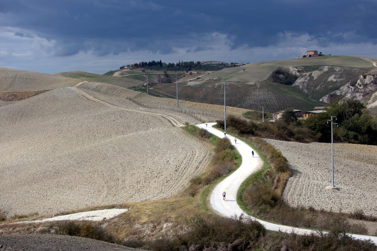 Strade bianche Tuscany Eroica
