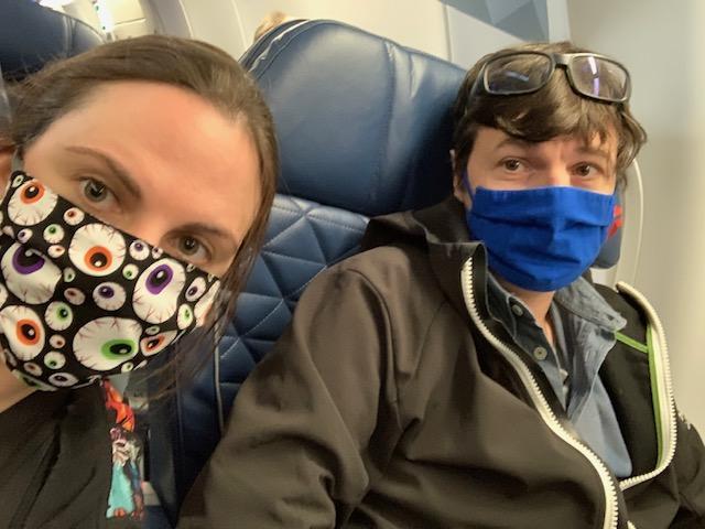 TRAVEL BOS Flight 1