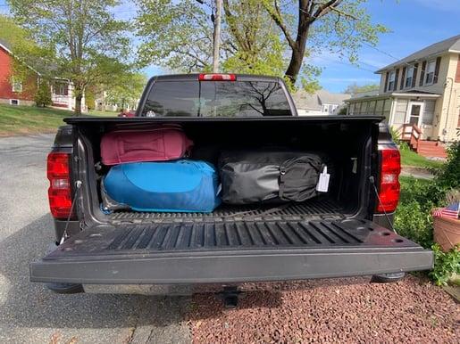 TRAVEL Pickup