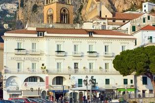 Hotel Residence Amalfi web