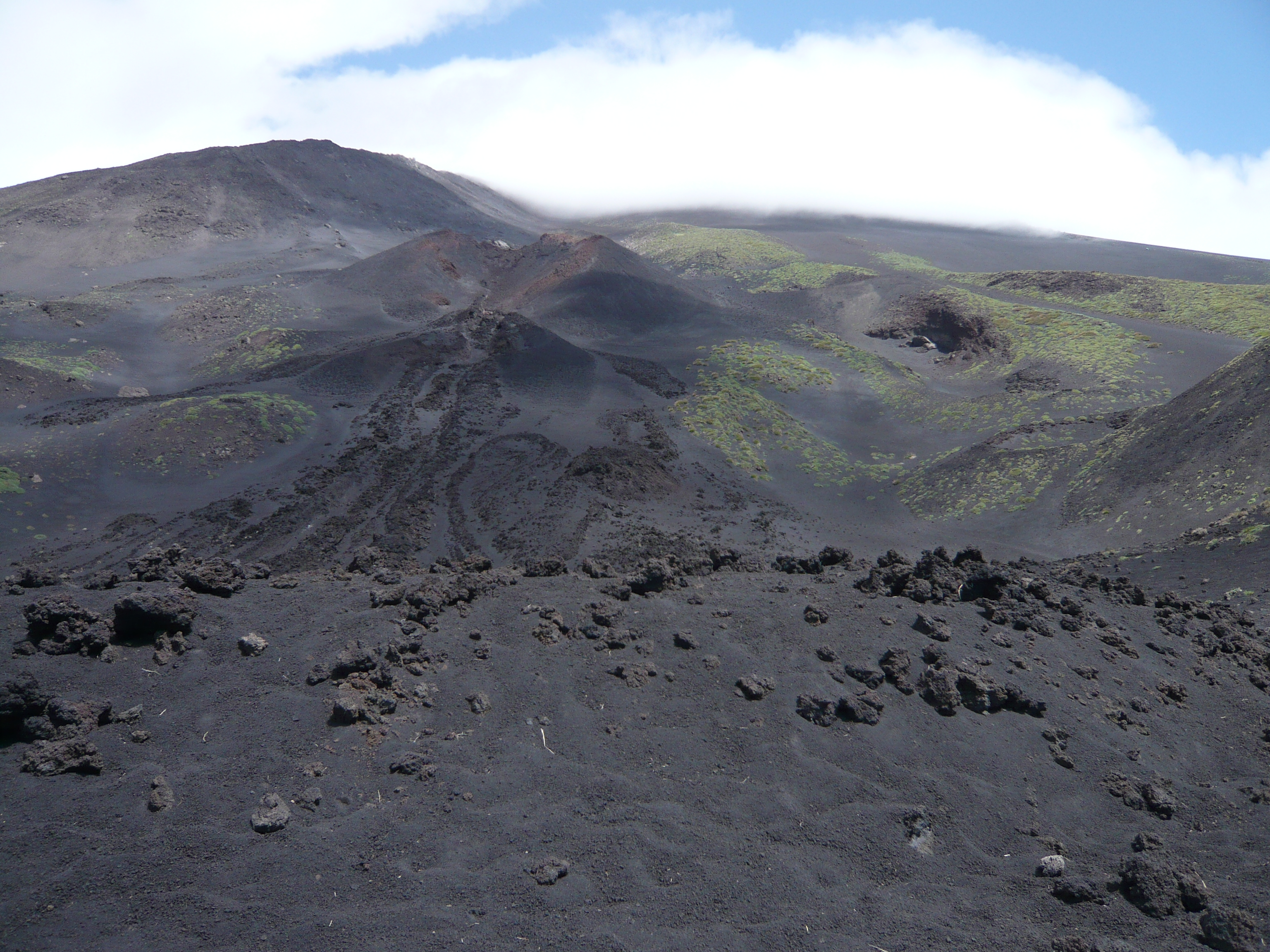 Etna Vulcano