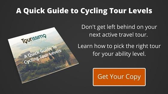 Tourissimo Ultimate Active Travel Guidebook