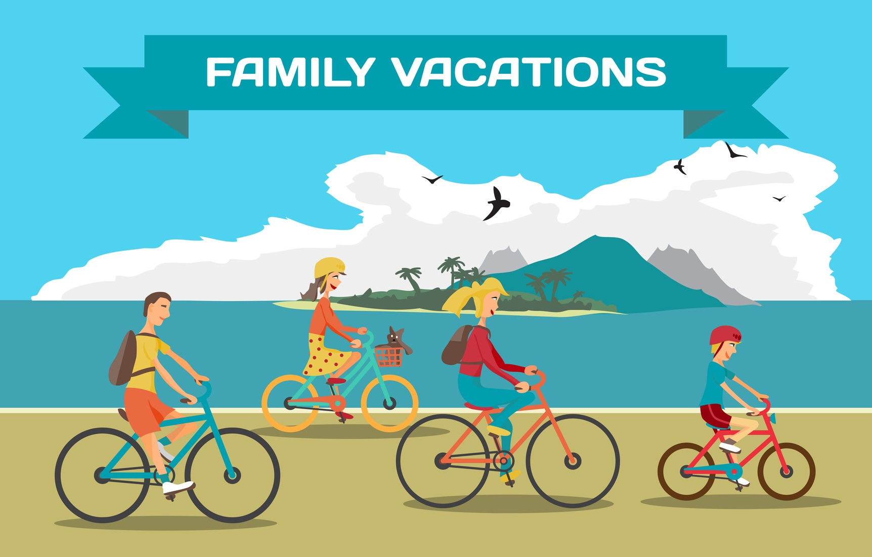An Intro to Active Travel Vacations for Your Family