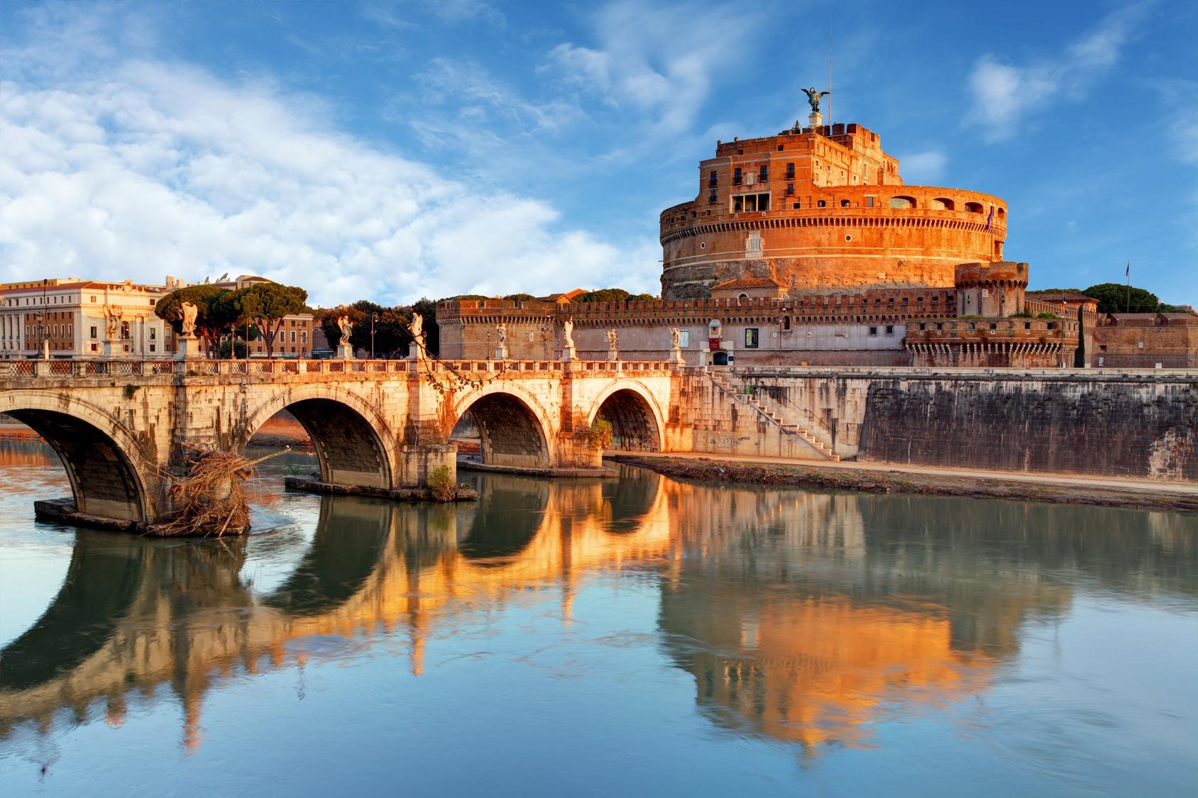 Cycling in Rome: Grab a Bike and Bike the GRAB