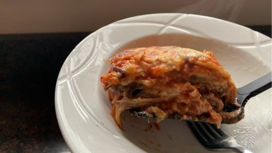 Recipes from Angela's Kitchen: Eggplant Parmigiana