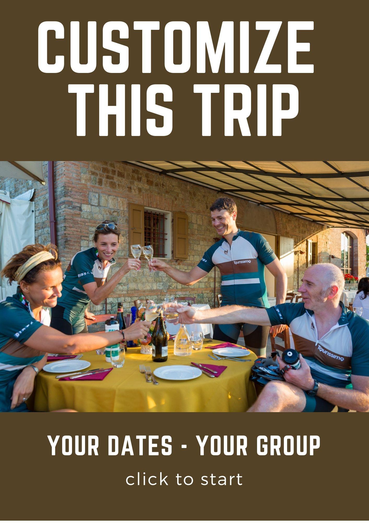 Customize this trip Friuli Slovenia mini