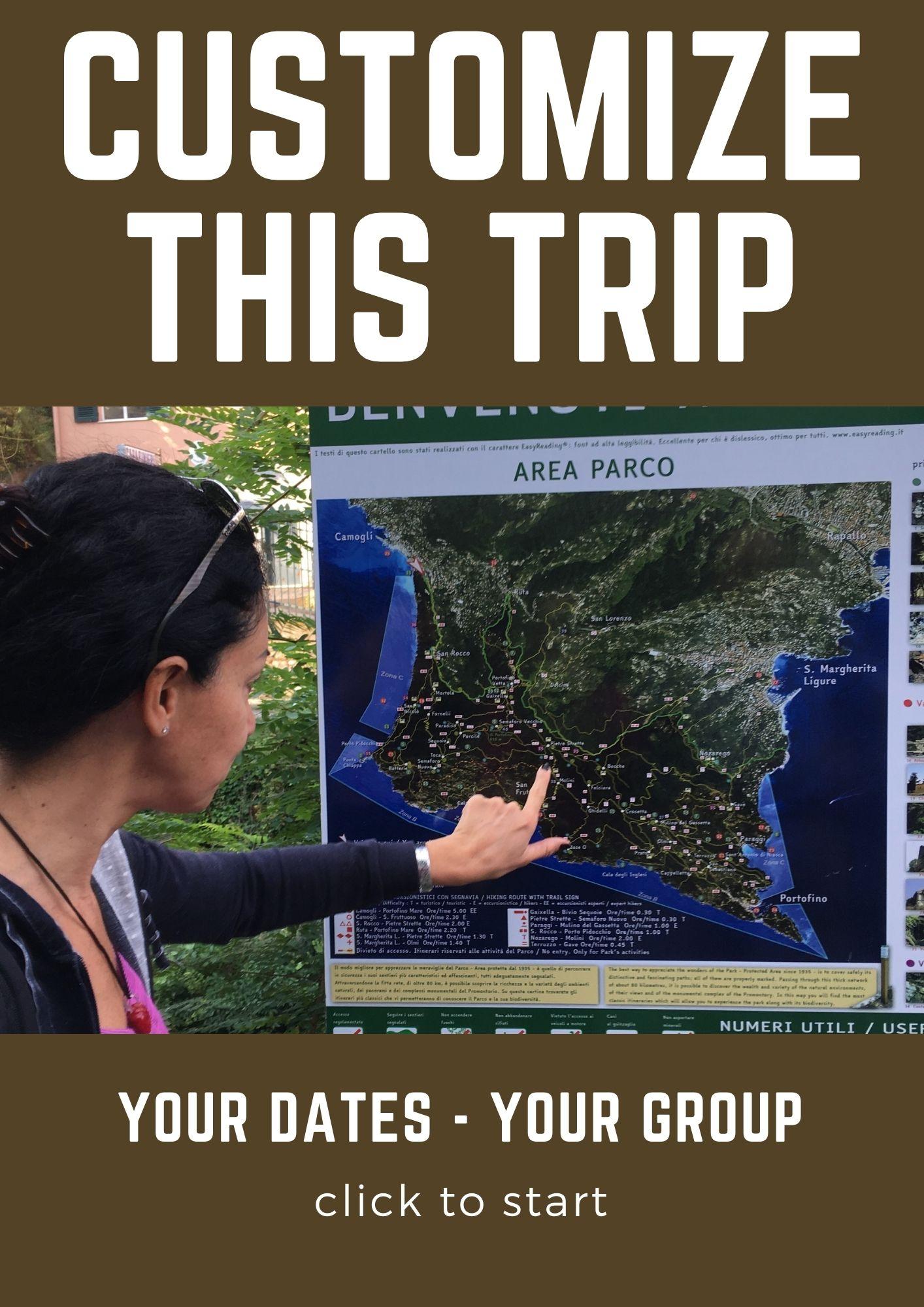 Customize this trip Amalfi and Capri