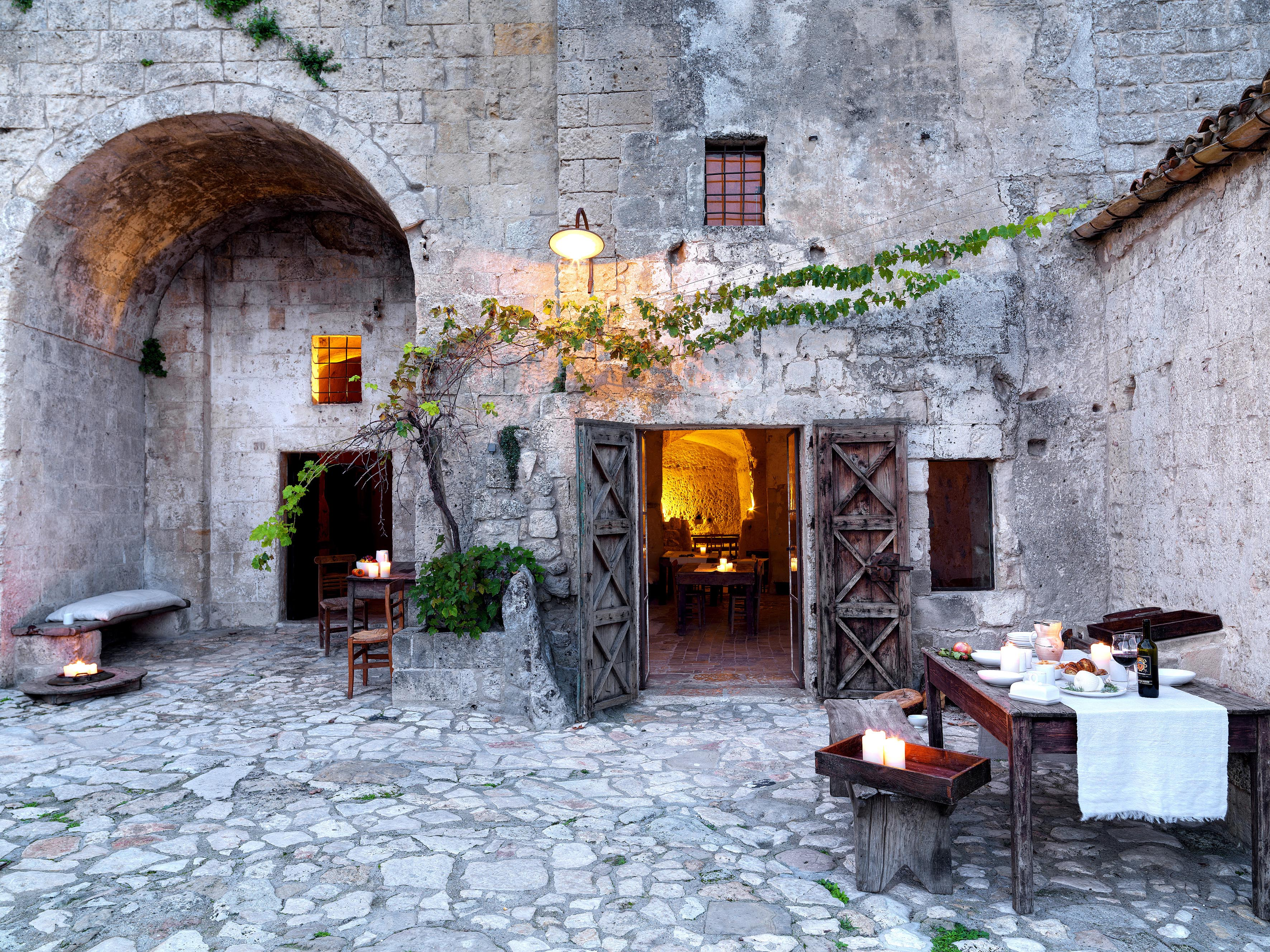 Italy's Scattered Hotels, the Alberghi Diffusi