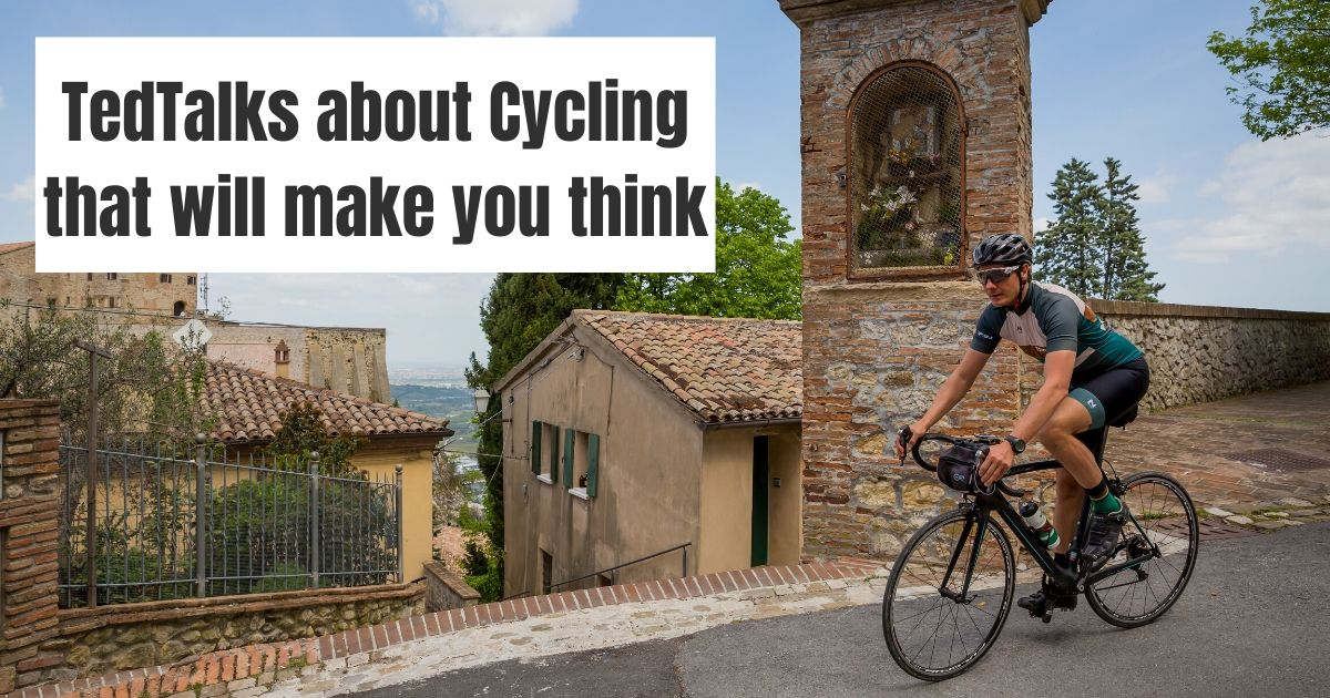 TedTalks about Cycling That Will Make You Think