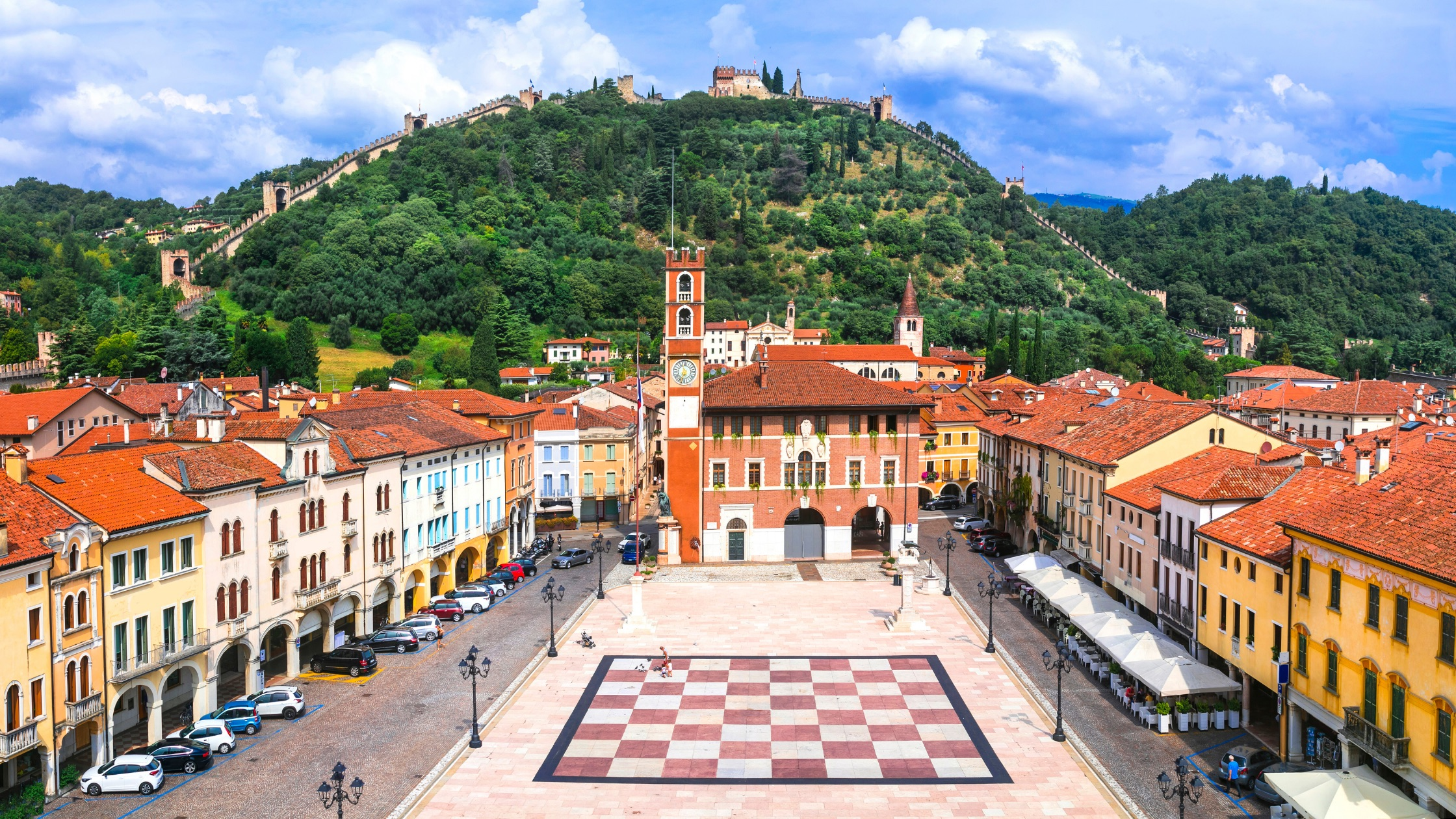 Marostica: The City of Chess